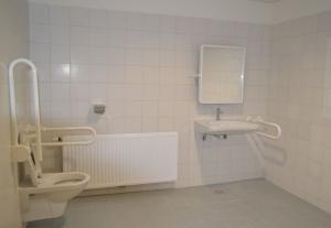 Kupatilo za osobe s poteškoćama u kretanju